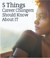 5 Things Career Changers should know